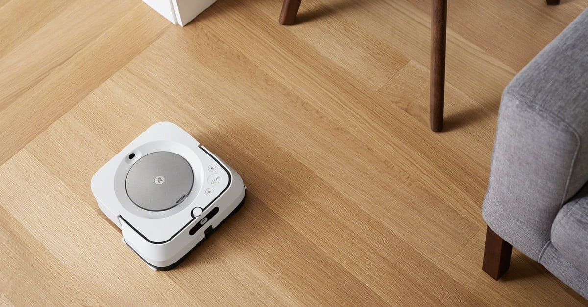 Robot mops can't sanitize your floors. Here's why