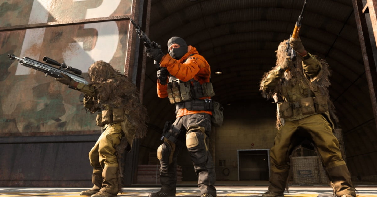 Call Of Duty Warzone Duos Squads Leaked In Screenshots Digital