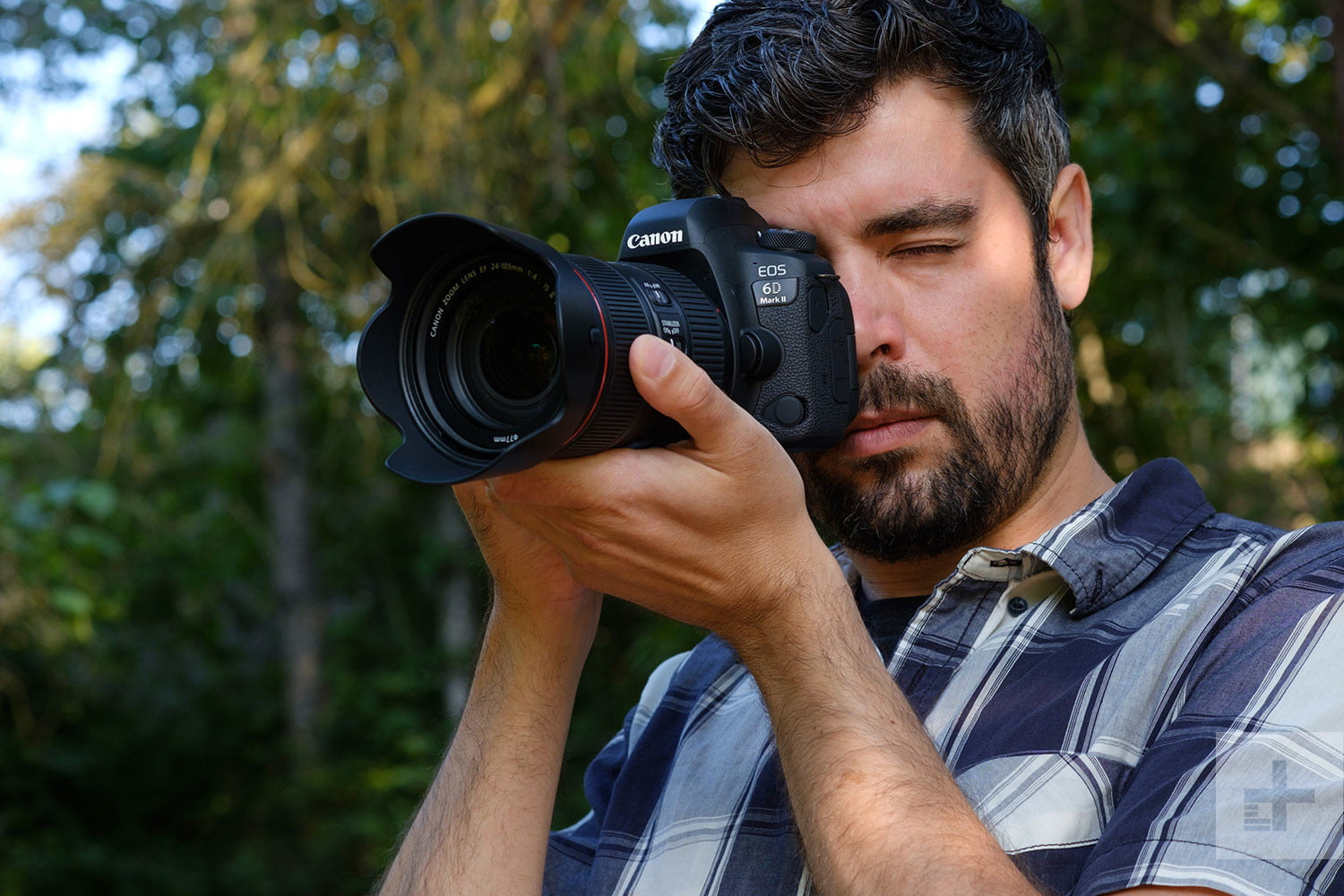 Canon EOS 6D Mark II Review   Digital Trends