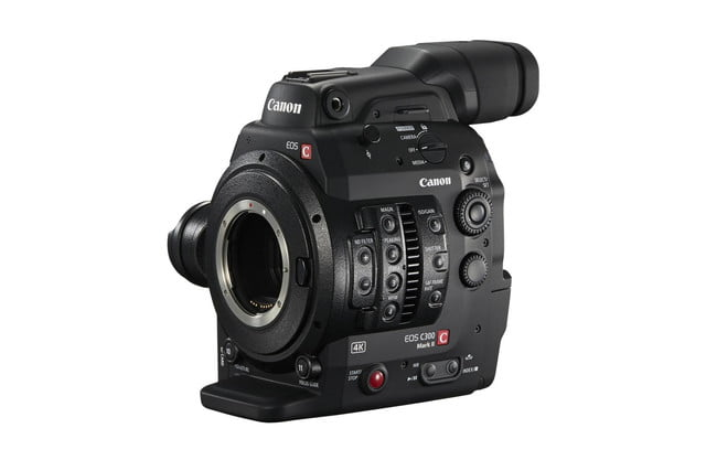 canons new affordable 4k camcorder ideal for budding filmmakers youtube creators canon c300mkii 1