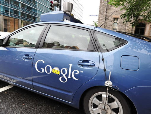Google's latest patent idea: free transport with your ads