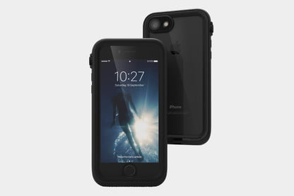 2 in 1 IPX68 Waterproof Case Cover for iPhone 7 with Fingerprint