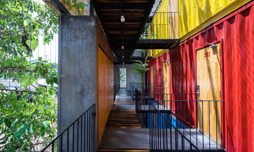 Vietnam Opens Unique Shipping Container Hostel | Digital Trends