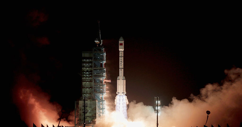 China's secretive reusable spacecraft lands safely after two-day mission