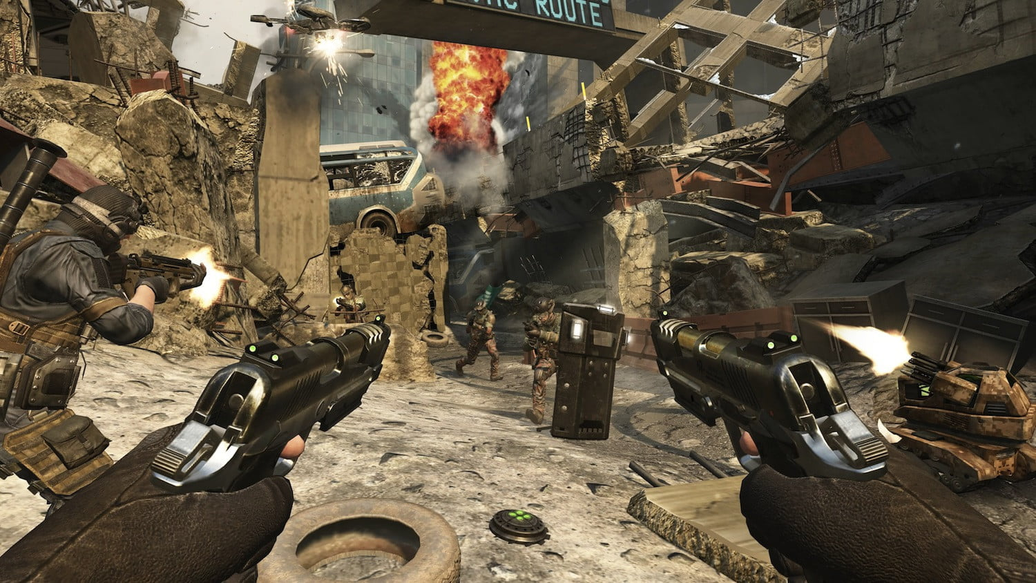 Call Of Duty Black Ops Ii Dlc Exclusive To Xbox 360 Digital Trends