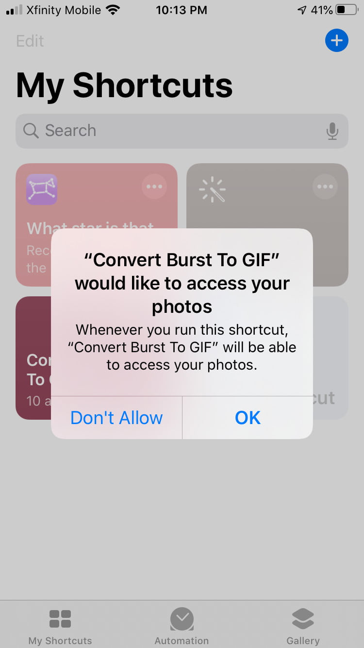 how to make a gif on your iphone convert4