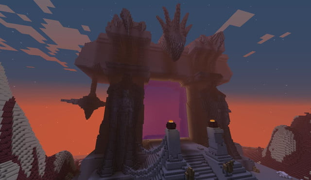 The Coolest Minecraft Creations and Maps | Digital Trends