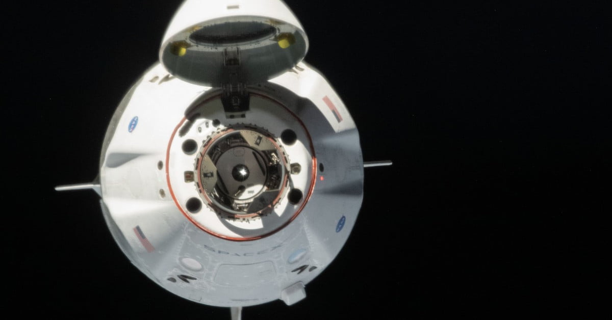 NASA video relives this week's spectacular SpaceX mission to the ISS
