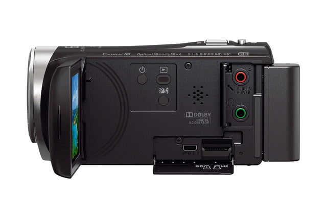 sony action cam and camcorders cx455 0007