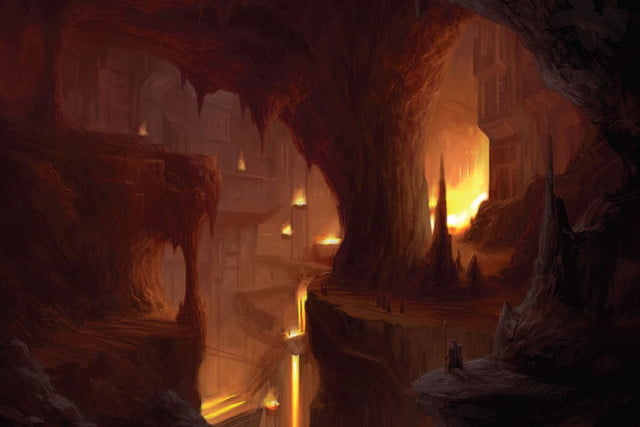 heres everything need know story leading dragon age inquisition dao concept art 10