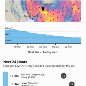 The Best Weather Apps for the iPhone, iPad, and iPod Touch