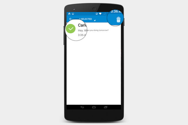 How to Delete and Recover Your Text Messages in Android