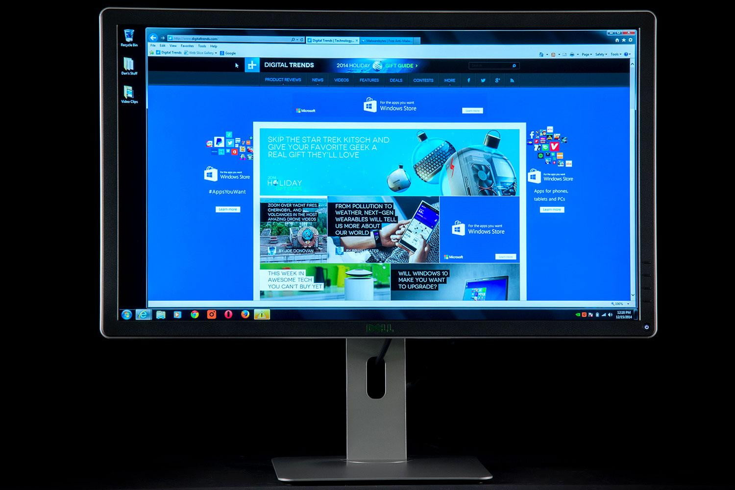 Dell Ultra HD 4k Monitor P2715Q 27-Inch Screen LED-Lit Monitor