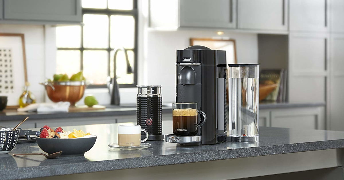 Amazon Brews up to $75 in Savings on De'Longhi Nespresso Machine Bundles | Digital Trends