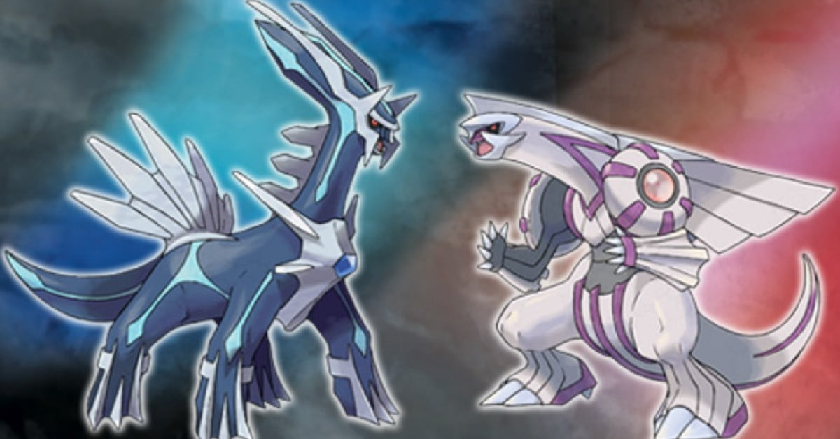 Rumored Pokémon Diamond and Pearl remake titles may have already been leaked
