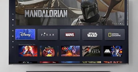 Disney+ App Finally Shows Up On All Vizio SmartCast TVs | Digital Trends
