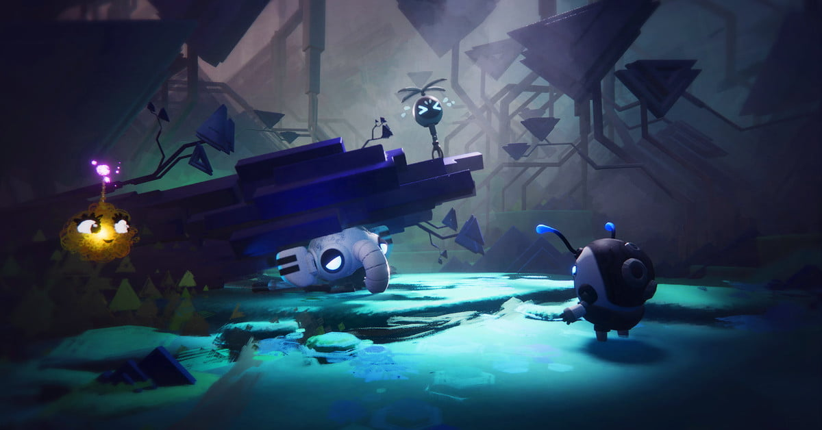 Dreams' PSVR addition is being used to show carbon footprint