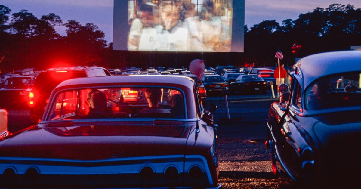 It S Time For Drive In Movie Theaters To Make A Comeback Digital Trends