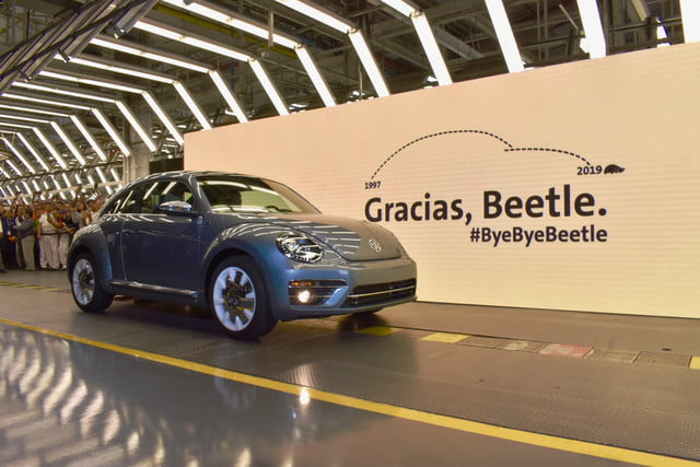 volkswagen beetle production officially ends last