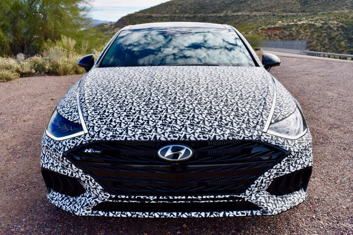 2021 hyundai sonata n line specs and prototype drive impressions