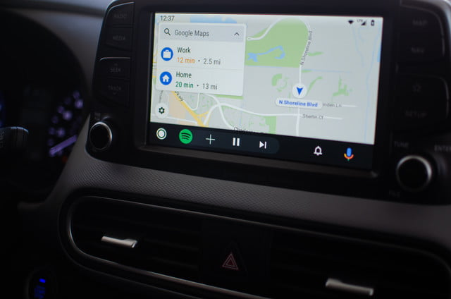 newest version of android auto