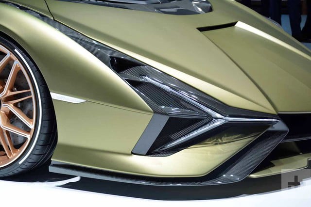 2020 lamborghini sian is a high tech hypercar with hybrid power dt 3