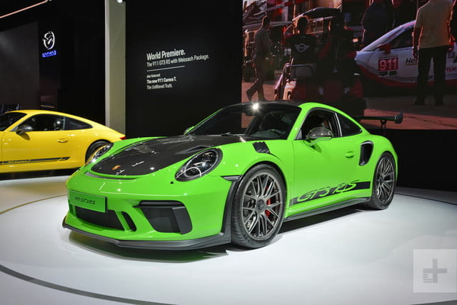 porsche insight into the 911 gt3 rs weissach package dt new york 2018 1