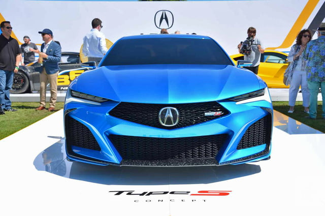 acura type s concept 2019 monterey car week dt pebble 2