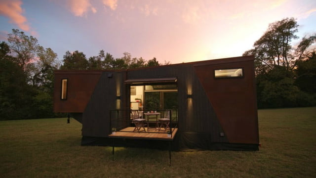 dunkin tiny home biofuel donuts home21 1020x573