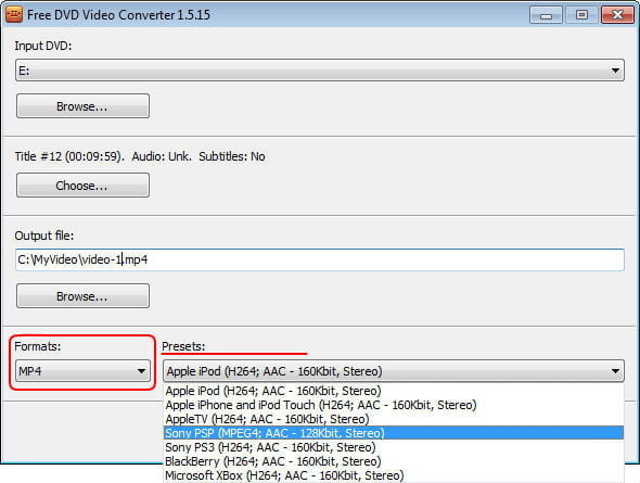 how to convert dvd mp4 dvdvideosoft 2