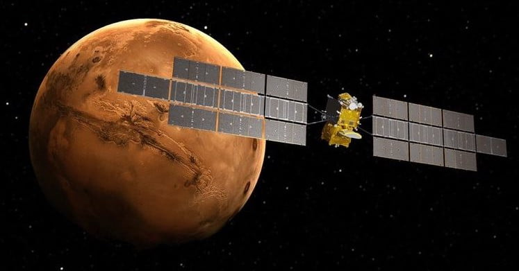 Interplanetary cargo ship built by Airbus will bring Mars rocks to Earth