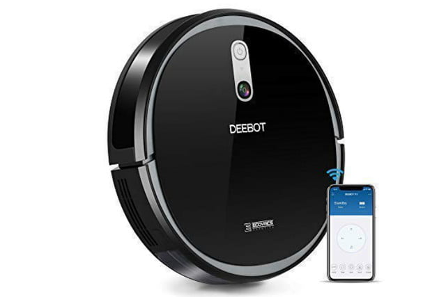 amazon ecovacs deebot deal of the day 711 robot vacuum cleaner with smart navi 2 0 01 750x500