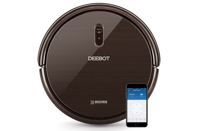 amazon deal ecovacs deebot n79s with echo dot robotic vacuum cleaner 1500x1000
