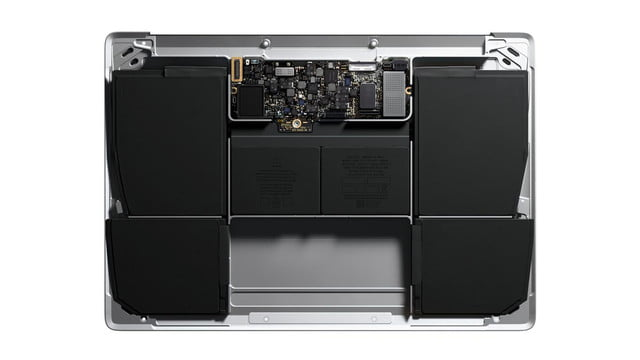apple announces macbook 12 inch eliminated the need for a fan