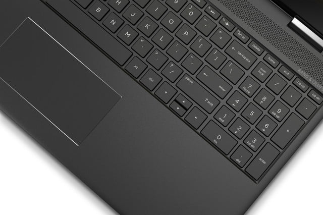 hp refreshes envy and spectre lineups x360 15 keyboard top