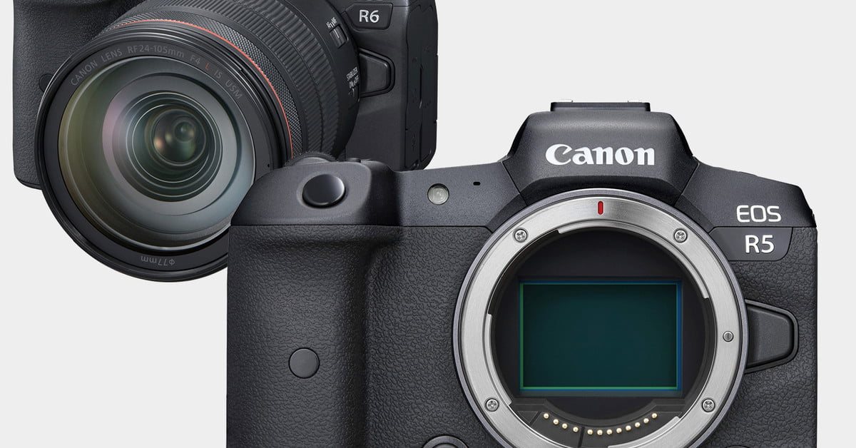 Canon's EOS R5 and R6 will dominate mirrorless — and kill the DSLR