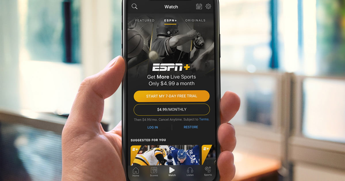 Espn Everything You Need To Know Digital Trends