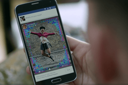 Facebook's Camera Effects Platform Puts Power to Create