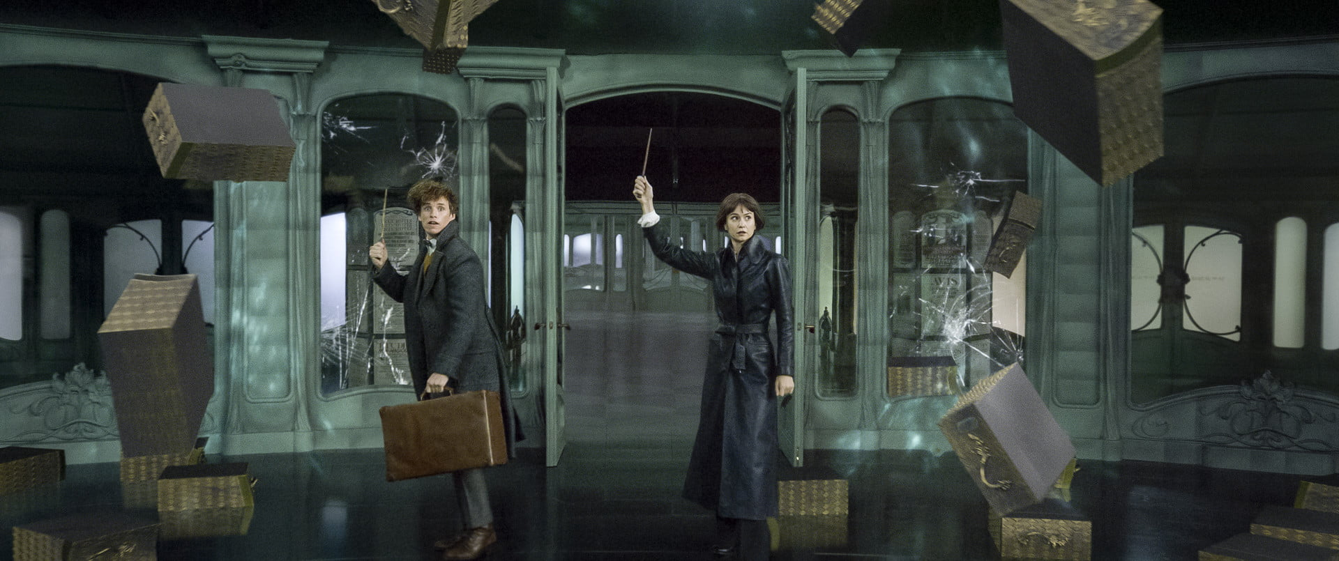 Fantastic Beasts: The Crimes of Grindelwald' Visual Effects