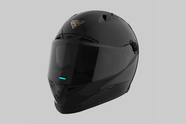 australian forcite mk1 smart motorcycle helmet coming next to us quarterleft hero  1