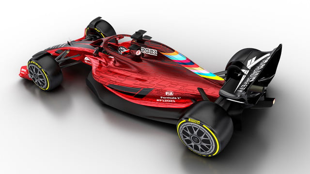 f1 is completely changing a lot of its rules formula 1 2021 design 2