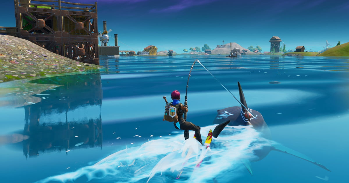 Fortnite finally leaves Early Access nearly three years after launch