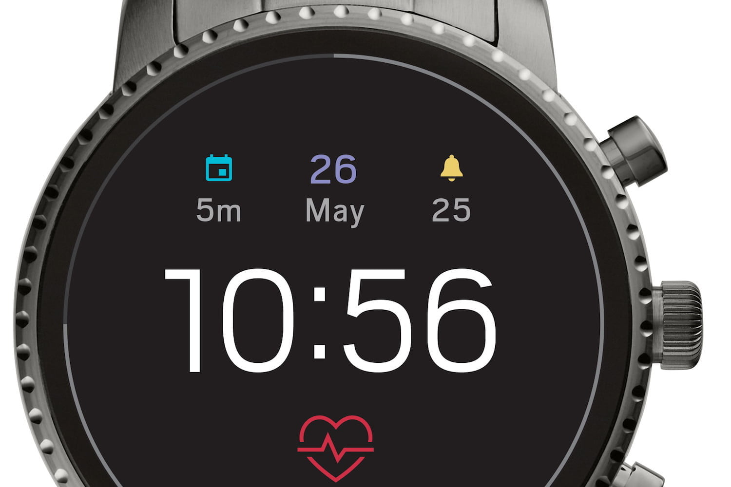 Fossil's New Smartwatches Make Your Heart Beat Faster - and