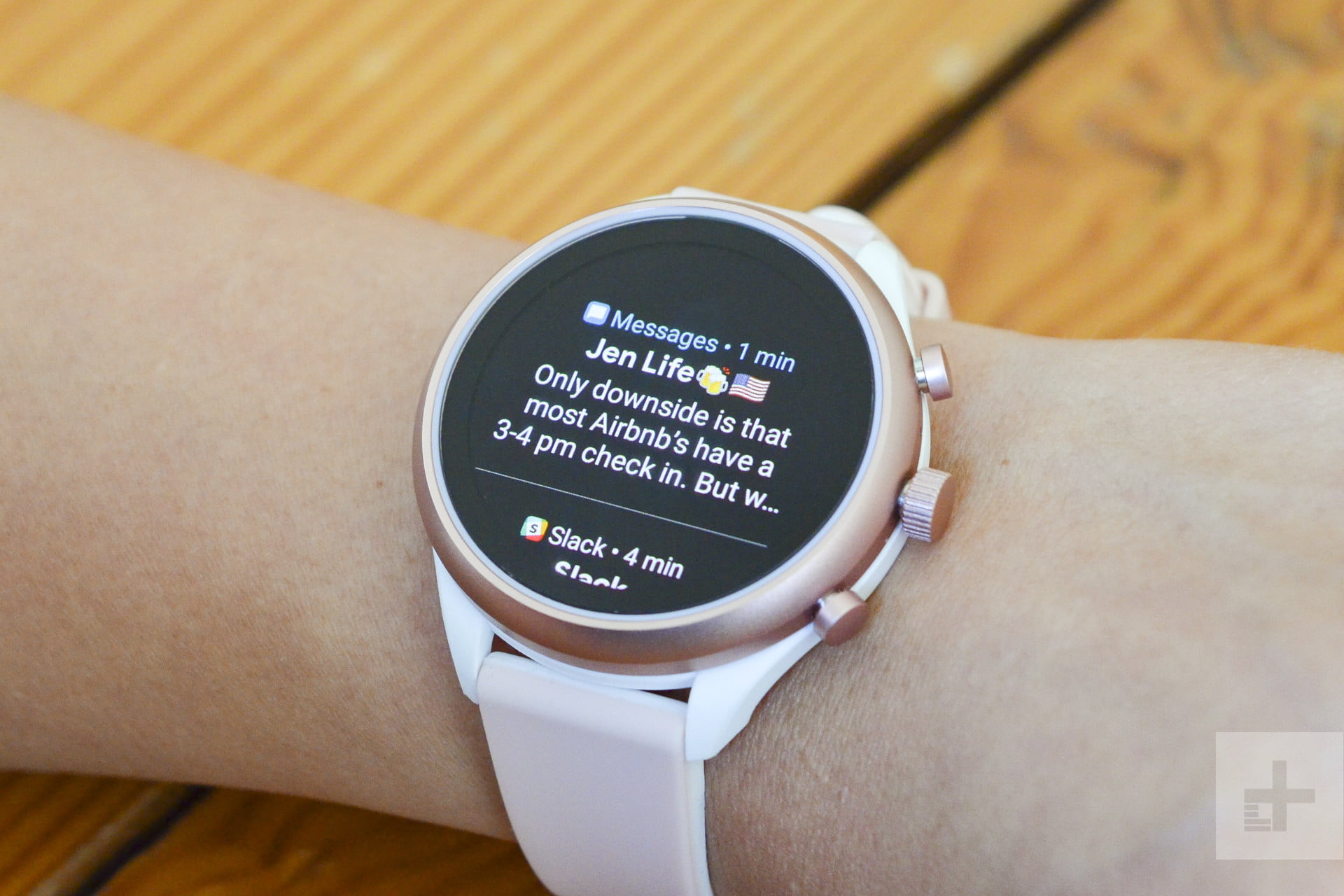 Fossil Sport Review | Digital Trends