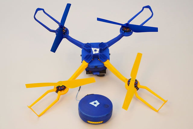 like a pet dog fotokite phi is the flying camera you lead around by leash 5