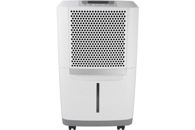walmart drops prices for frigidaire ge and emerson dehumidifiers 70 pint in 24 hour dehumidifier fad704dwd1