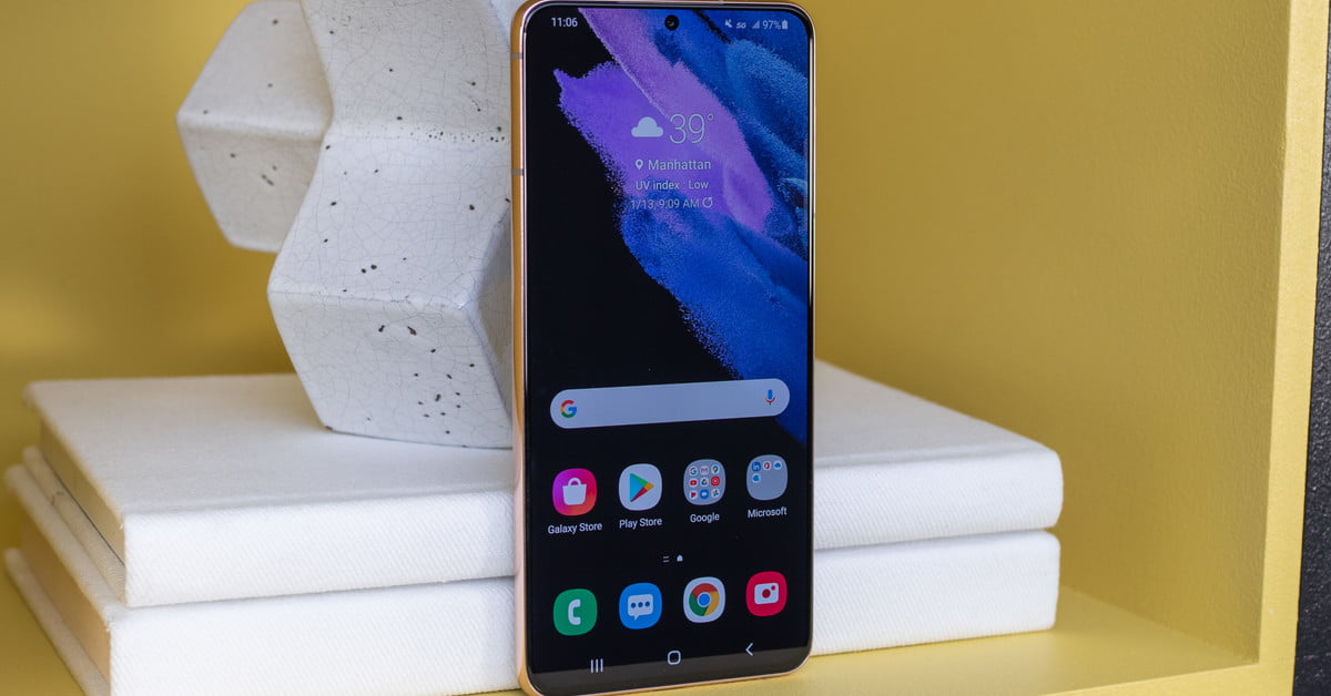 Best of CES 2021: Samsung Galaxy