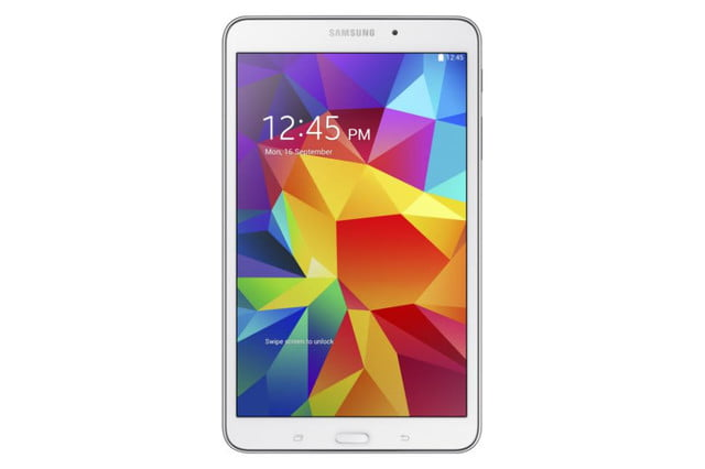 Galaxy Tab4 8 white front