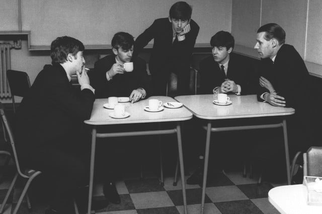 george martin producer fifth beatle dies beatles 5