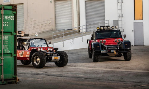 Dune Buggies Make News from VW ID Concept to McQueen's Manx